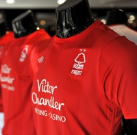 Photo Gallery: Nottingham Forest Open New Club Shop