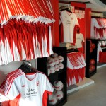 Soccer - npower Football League Championship - Nottingham Forest Club Shop Opening