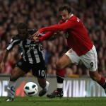 Soccer - Barclays Premier League - Manchester United v Newcastle United - Old Trafford