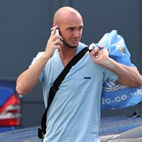 Snapshot: Stephen Ireland Says Farewell To Man City Team-Mates