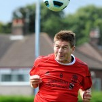 Soccer - UEFA Europa League Final Qualifying Round - First Leg - Liverpool v Trabzobspor - Liverpool Training - Melwood
