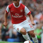 Soccer - Emirates Cup 2010 - Arsenal v Celtic - Emirates Stadium