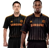 Photo Gallery: All 20 Premier League Away Kits For 2010-11