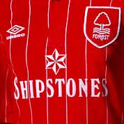 My Favourite Kit: Nottingham Forest 1992-1994