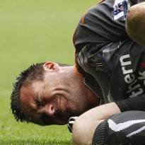 Newcastle 'Keeper Steve Harper Ruled Out For Three Months