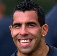 Carlos Tevez Delighted With New Haircut