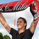 Zlatan Ibrahimovic Karate Kicks Teammate During AC Milan Training (With Video Evidence)
