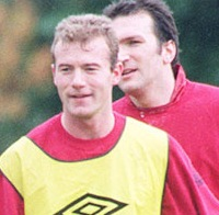 Retro Football: Alan Shearer And Neil Ruddock Interviewed On TVS