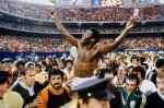 American Soccer - Pele's Final Match - New York Cosmos v Santos