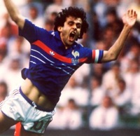 Retro Football: 11 Awesome Photos Of Michel Platini In His Prime
