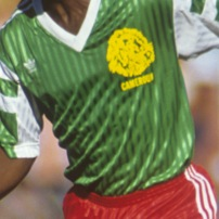 My Favourite Shirt: Cameroon 1990