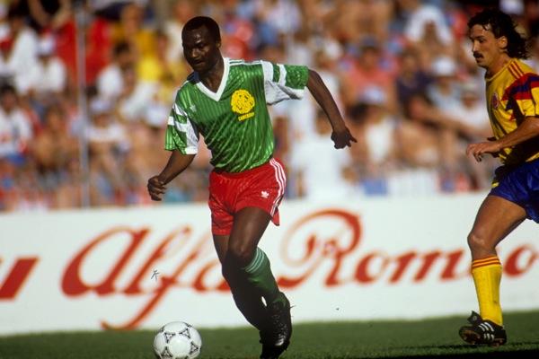 71dd6793b My Favourite Shirt  Cameroon 1990