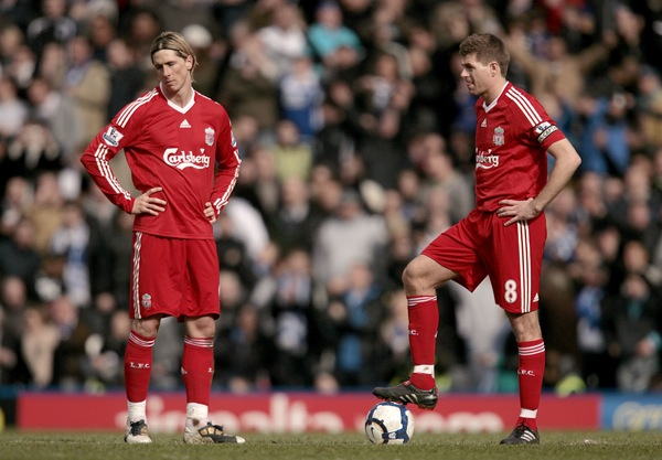 Fernando Torres Diabolical And Has Steven Gerrard Lost
