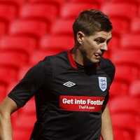 Top 10 Photos: England Training Session For Bulgaria Euro 2012 Qualifier