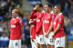 Soccer - Barclays Premier League - Bolton Wanderers v Manchester United - Reebok Stadium