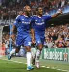 Soccer - UEFA Champions League - Group F - Chelsea v Marseille - Stamford Bridge