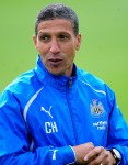 Newcastle United Training Session - Chris Hughton