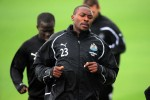 Newcastle United Training Session - Shola Ameobi