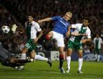 Soccer - UEFA Champions League - Group C - Rangers v Bursaspor - Ibrox