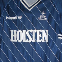 My Favourite Kit: Tottenham 1986-87 (The Rare Third Kit)