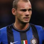 Man Utd Miss Out As Wesley Sneijder Signs New Five-Year Deal With Inter