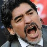 Diego Maradona Fancies A Crack At The Premier League