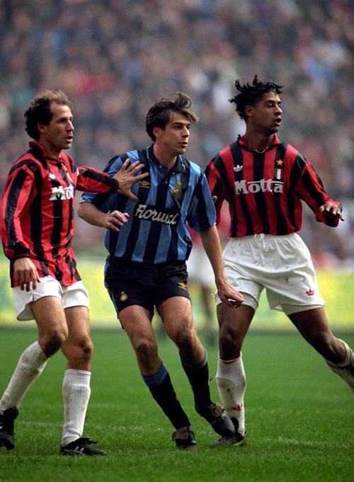 Soccer – Italian Serie A – AC Milan v Internazionale » Who