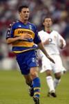 Soccer - Amsterdam Tournament - Manchester United v Parma