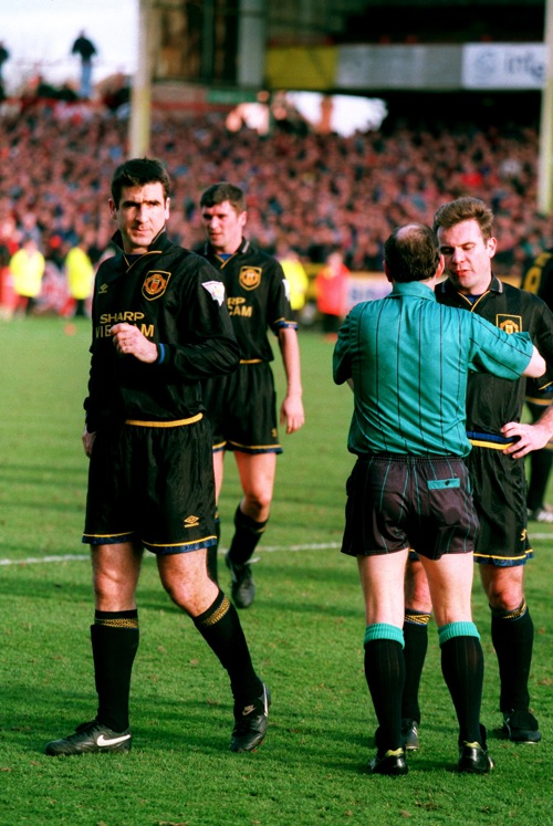 My Favourite Kit Manchester United 1993 1995 Black And Gold Away Kit Who Ate All The Pies