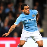 Carlos Tevez To Barcelona In January?