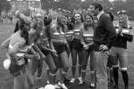 Soccer - Playboy Club Bunnies v Apes - Hurlingham Stadium