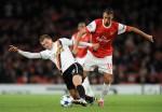 Soccer - UEFA Champions League - Group H - Arsenal v Shakhtar Donetsk - Emirates Stadium