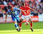 Soccer - npower Football League One - Charlton Athletic v Brighton & Hove Albion - The Valley