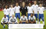Soccer - UEFA Euro 2012 - Qualifying - Group G - England v Montenegro - Wembley