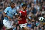 Soccer - Barclays Premier League - Manchester City v Arsenal - City of Manchester Stadium