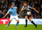 Soccer - UEFA Europa League - Group A - Manchester City v Juventus - City of Manchester Stadium