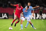 Soccer - UEFA Europa League - Group K - FC Napoli v Liverpool - Stadio San Paolo