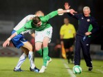 Soccer - UEFA Euro 2012 - Qualifying - Group C - Northern Ireland v Italy - Windsor Park