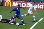 Soccer - FIFA World Cup USA 94 - Semi Final - Sweden v Brazil - Rose Bowl, Pasadena