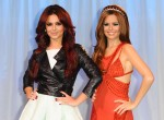 Cheryl Cole Wax Work - London