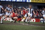 Soccer - Football League Division One - West Bromwich Albion v Manchester United - The Hawthorns