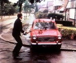 Basil Fawlty car whipping incident v1