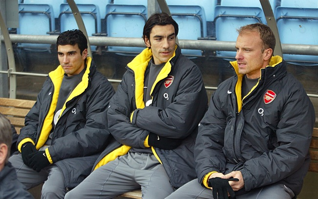 Jose Antonio Reyes Arsenal