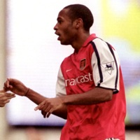 The 10 Greatest Premier League Goals of the Decade No.3: Thierry Henry, Arsenal v Man Utd, 2000