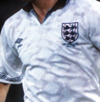 My Favourite Kit: England 1990