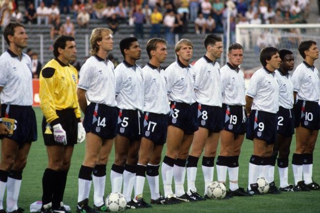 0f2f5f5e7 My Favourite Kit  England 1990
