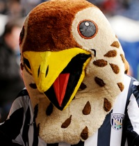 Who Killed WBA Mascot Baggie Bird?
