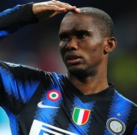 Samuel Eto'o Faces Ban For Zidane Headbutt, Chievo vs Inter (Video)