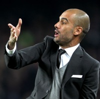 Fight! Furious Copenhagen Coach Confronts Pep Guardiola (Video)