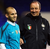 Tottenham And Inter Train For Champions League Tie (Photos)